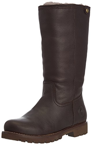Bambina Brown Boots Igloo B1 High Brown Women's Jack Panama PxU5awqRg