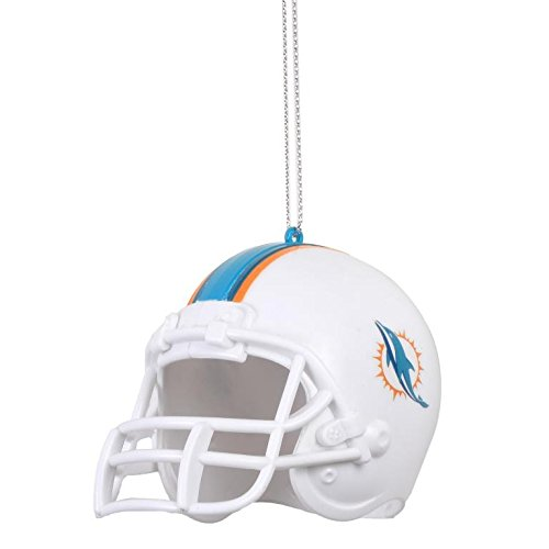 NFL Miami Dolphins Abs Helmet Ornament