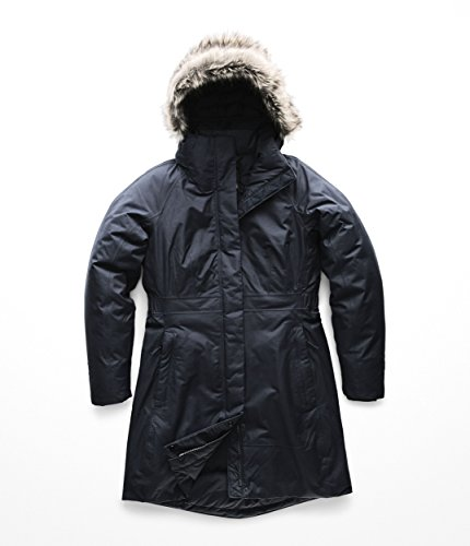 The North Face Womens Arctic Parka II - Urban Navy - (Downtown Parka)