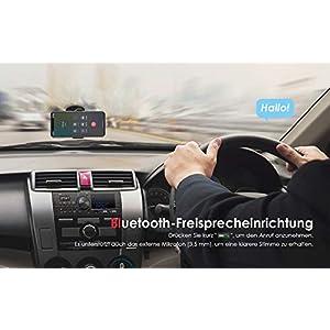 41X2WskABML. SS300  - ieGeek-Car-Radio-Bluetooth-Handsfree-Dual-LCD-Display-with-Clock-MW-and-FM-RDS-Radio-Data-System-Stereo-Car-Radio-30-Memory-Spaces-USBAUX-Input-MP3-FLACSD-Card
