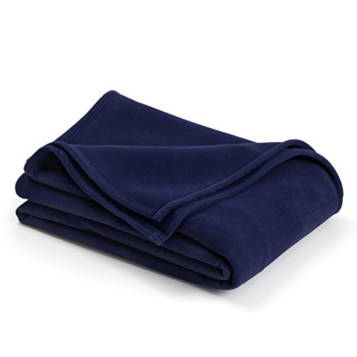 The Original Vellux Blanket - Twin, Soft, Warm, Insulated, P