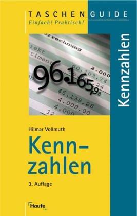 Kennzahlen Taschenbuch – 2006 Hilmar J. Vollmuth Haufe Verlag 3448048674 MAK_new_usd__9783448048674