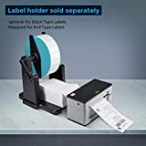 MUNBYN Thermal Label Printer, with Pack of 500 4x6