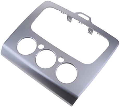 D DOLITY カーステレオ ラジオ フレーム DVDダッシュパネル トリム キット フォードフォーカス2009-2011に対応