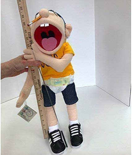 Jeffy puppet made in USA ready to ship