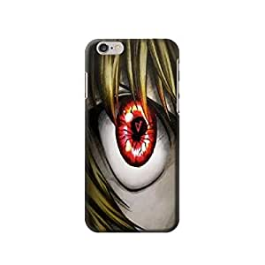 """Hunter x Hunter Kurapika Red Eye 4.7 inches Iphone 6 Case,fashion design image custom iPhone 6 4.7 inches case,durable iphone 6 hard 3D case cover for iphone 6 4.7"""", iPhone 6 Full Wrap Case"""