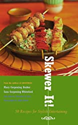Skewer It!: 50 Recipes for Stylish Entertaining