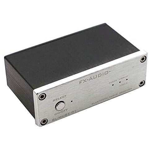 L-MUSE-01 CSR 57E6 HiFi Lossless Bluetooth Audio Receiver - Silver ()
