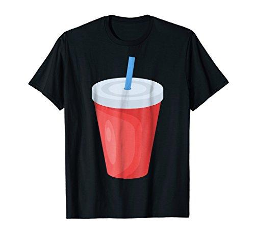 Soda or Milkshake Halloween Costume Shirt for Men Women Kids -