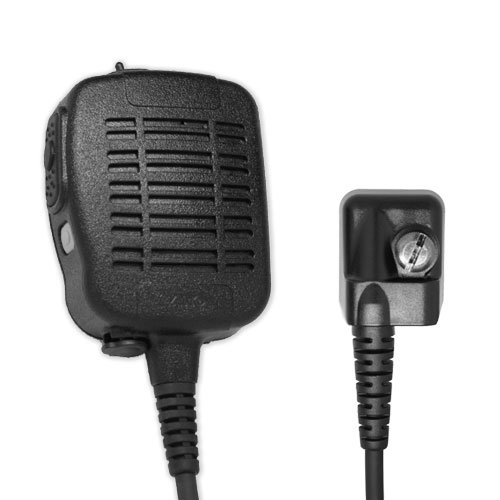 ARC S51006 Heavy Duty Anti-Magnetic Speaker Shoulder Microphone for Harris (MA/COM) by ARC