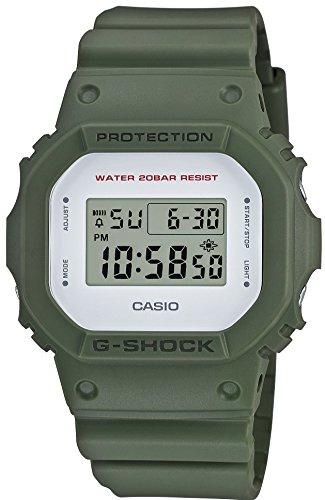 CASIO Men's Watch G-SHOCK DW-5600M-3JF