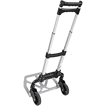 Amazon.com: Luggage Carts Folding Portable Lightweight Luggage ...