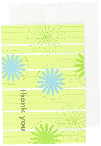 Masterpiece Studios Great Papers Daisy Stripes Thank You ...