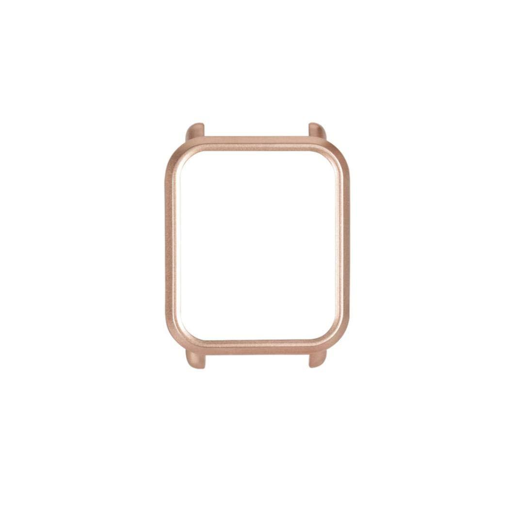 Amazon.com: Carcasa protectora para Xiaomi Huami Amazfit Bip ...