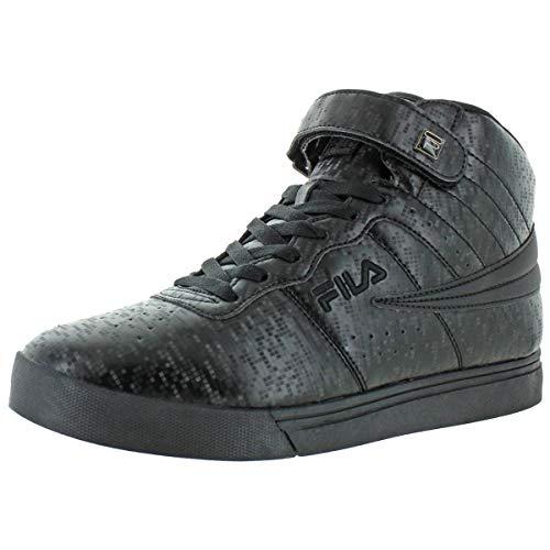 Fila Mens Vulc 13 Digital Breathable High Top Basketball Shoes