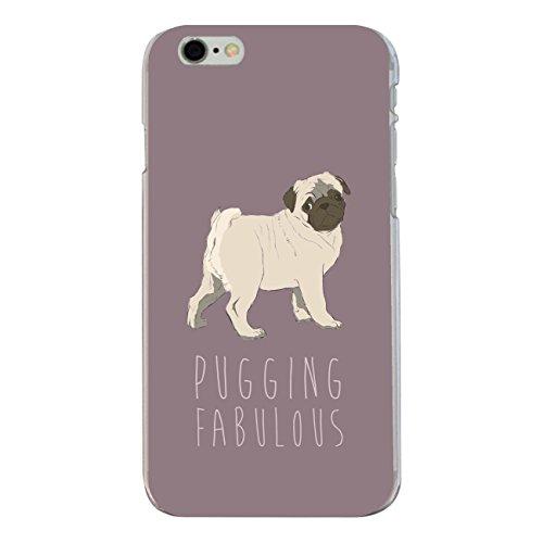 "Disagu SF-sdi-3841_1164#zub_cc5763 Design Schutzhülle für Apple iPhone 6 Plus - Motiv ""pugging fabulous"""