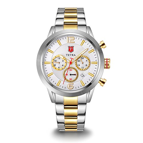 Tetra Men's Italian Design Gold Special Edition