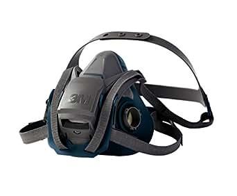 3M 6501QL - Media Máscara 6500 QL, S, 1 unidad