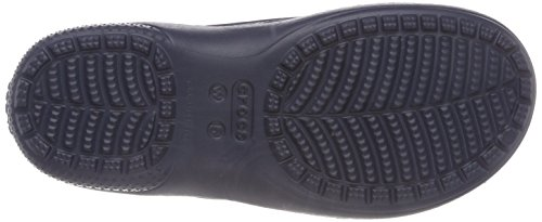 Blue Freesail Donna Blu Navy Crocs Zoccoli Plushlined Chambray Clog CqOwRB