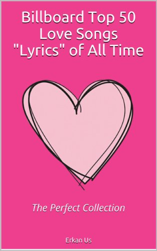 Top fifty love songs