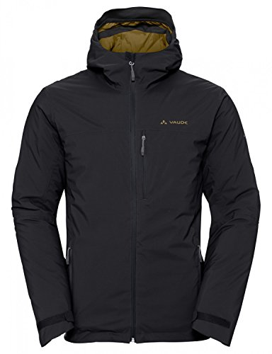 Giacca Uomo Jacket Vaude Carbisdale Black wnF0EFzqt