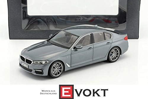京商 1/18 BMW Miniature 5シリーズ G30 セダン ブルーストーンメタリック