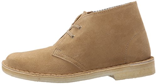 Clarks Women's Desert Boot,Oakwood,7.5 M US