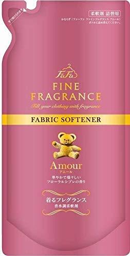 フローラルシプレの香り 香水調の柔軟剤フレグランス ファーファ ファインフレグランス アムール つめかえ用柔軟剤 500ml 32入(2合) B07Q3W258Z