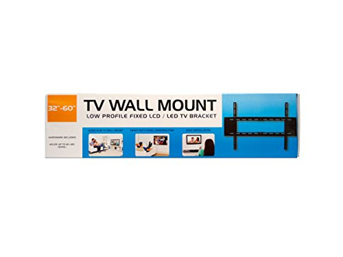 Buy generic small low profile tv wall mount pack of 3