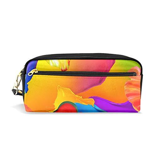 Gpower Polygon 2560x2560 4k Hd Wallpaper Android Wallpaper Paint Background 3523 School Students Cute Pencil Case Pen Bag Women Case Makeup Cosmetic Bag