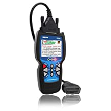 Innova 3100j CanOBD2 Diagnostic Tool & ABS Color Screen with SRS & Oil Light Reset