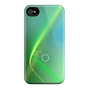 Favorcase OBs27523Uzvc Cases Covers Iphone 6 Protective Cases Green Optics