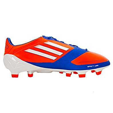sports shoes ad6bc d385b Image Unavailable. Image not available for. Color adidas F50 adizero TRX FG  J SYN ...