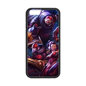 League Of Legends Skt T1 Iphone 6 4.7 Inch Cell Phone Case Black DAVID-337118