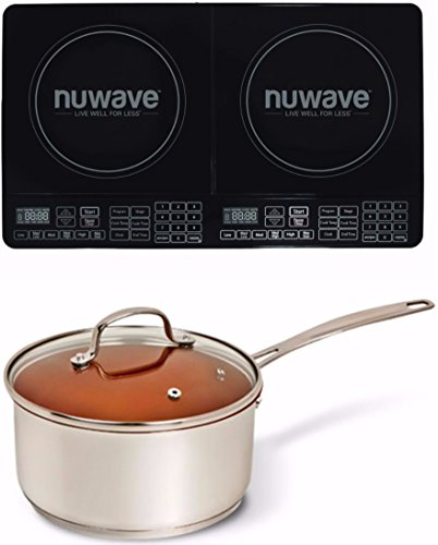 induction cooktop double oven - 4