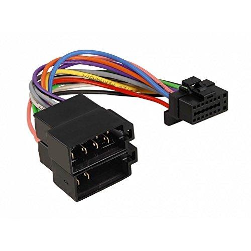 16 pin connecteur Cable Adaptateur Faisceau ISO pour autoradio LG