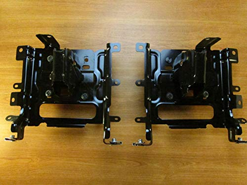 2013-2019 Dodge Ram 1500 Front Bumper Bracket Left & Right Side NEW MOPAR OEM (2013 Dodge Ram 1500 Front Bumper Replacement)