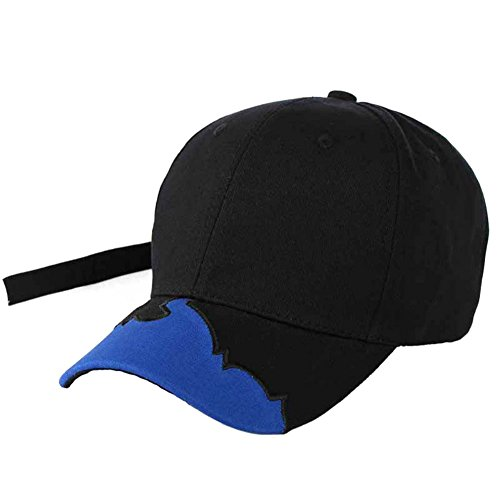 Dad Hat Hip-hop Baseball Sports Cap, Hankyky Cotton Adjustable Flat Plain Golf Hat