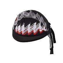Outdoor Hiking Cycling Headscarf Pirate Bandana Hat UV Sunscreen Tornado