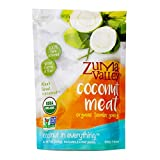 Zuma Valley Organic, NON-GMO, Tender Young Coconut Meat, 8 oz (12 pack)