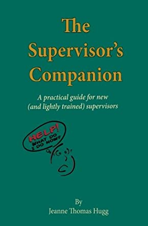 The Supervisor's Companion