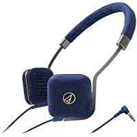 Audio-Technica Portable Headphone Navy ATH-UN1 NV