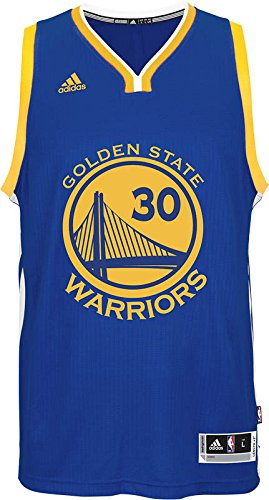 dfe3a64a7e4 Image Unavailable. Image not available for. Colour  adidas NBA Golden State  Warriors International Swingman Jersey ...