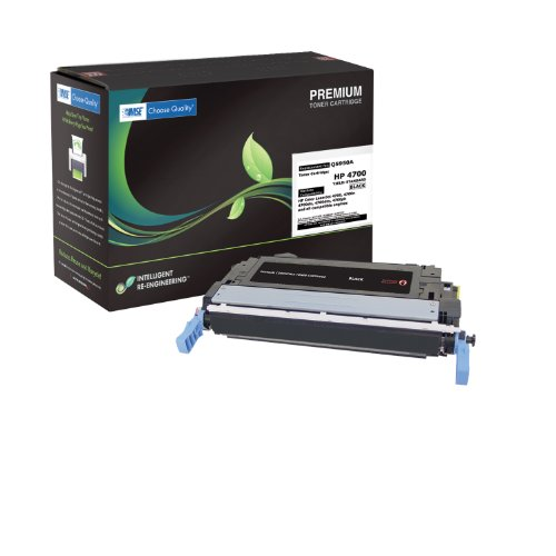 MSE MSE022150014 Remanufactured Toner Cartridge for HP 643A Black