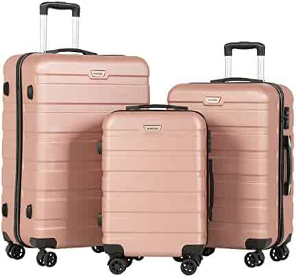 a354a6089c6f Shopping 4 Stars & Up - $100 to $200 - Luggage Sets - Luggage ...