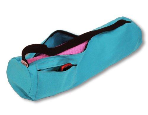 Aqua Cotton Mat Bag - 8