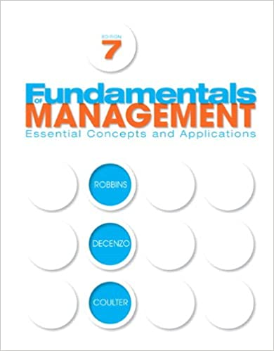 Amazon fundamentals of management 7th edition 9780136109822 amazon fundamentals of management 7th edition 9780136109822 stephen p robbins david a de cenzo mary coulter books fandeluxe Image collections