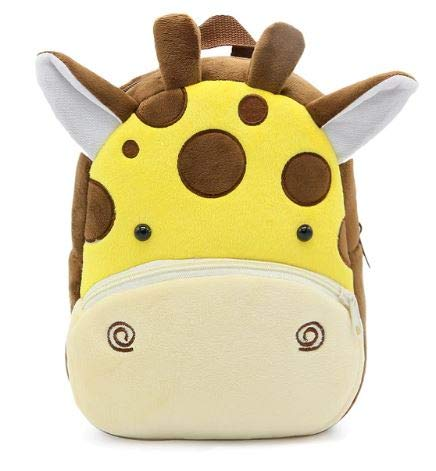 Animal Backpack for children, girls or boys, 3D Animal Cartoon Backpack is perfect for Toddlers, Pre-School, Kindergarten or just having Fun. Toddler Zoo Animals Backpack comes in many designs Dog, Mo ()