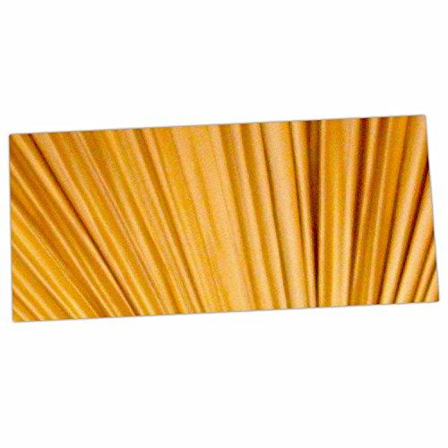 """KESS InHouse Philip Brown """"Golden Curtains"""" Orange Abstra..."""