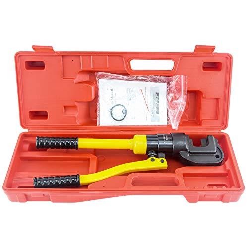 - IBOSAD Hydraulic Rebar Cutter 7/8